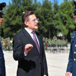 El subsecretario Georges Foullon será el nuevo jefe de la Guardia Nacional
