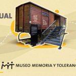 Museo Memoria y Tolerancia: ¡Nuevo recorrido virtual interactivo!