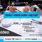 """Desayunos ALAS México: """"Hogares y negocios seguros y conectados"""""""