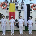 """Por la Exaltación del Espíritu Marinero inicia hoy el Velero """"Cuauhtémoc"""" el Crucero de Instrucción 2021 """"Bicentenario de la Armada de México"""""""
