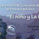 """La Secretaría de Marina invita a los niños a participar en el XLIV Concurso Nacional de Pintura Infantil """"El Niño y La Mar"""""""