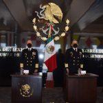 La Secretaría de Marina-Armada de México lleva a cabo la Entrega-Recepción de la Subsecretaría de Marina