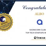 """albo entra en el """"Soonicorn Club"""" de México y es reconocida como una de las startups tecnológicas líderes en el país"""