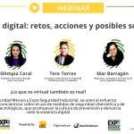 Panel: Violencia digital: retos, acciones y posibles soluciones