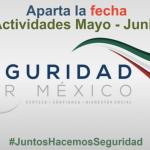 SXM: Actividades mayo – junio