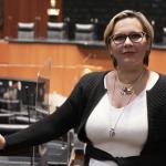 CYNTHIA MURRIETA MORENO, CECAFP DIRECTORA GENERAL DEL CENTRO DE CAPACITACIÓN Y FORMACIÓN PERMANENTE, SENADO DE LA REPÚBLICA