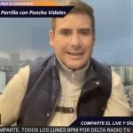 La parrilla con Poncho Vidales