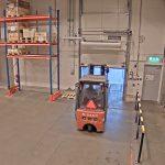 ¿Cómo las soluciones de video y audio en red mejoran el transporte de mercancías y la logística?