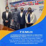 ¡Feria Aeroespacial México (FAMEX) sigue adelante!