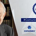 COPARMEX Y CONFEDERACIÓN USEM – UNIAPAC MÉXICO LANZAMOS LA NOVENA EDICIÓN DEL 'RECONOCIMIENTO DON LORENZO SERVITJE AL EMPRESARIO JOVEN CON LIDERAZGO Y RESPONSABILIDAD SOCIAL'.