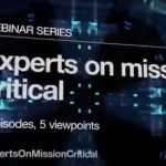 Serie de webinars Expertos en misiones críticas