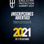 Executive Protection Summit 2021, el mejor evento para profesionales de protección abre sus inscripciones