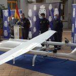 Incautaron un narcodrone jamás visto hasta ahora que atravesaba el Mediterráneo llevando hasta 150 kilos de droga de África a Europa