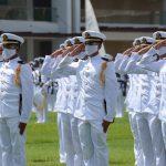 Se gradúan 129 Guardiamarinas de la Heroica Escuela Naval Militar para Servir a México