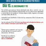 Día 15. El Diccionario y yo