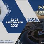 CAMBIO DE SEDE FAMEX 2021 EDICIÓN 2021 100% DIGITAL