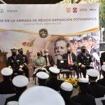 MARINA_COMUNICADO_081_2021_LA SECRETARÍA DE MARINA CELEBRA 200 AÑOS DE LA ARMADA DE MÉXICO CON EXPOSICIÓN EN LAS REJAS DEL BOSQUE DE CHAPULTEPEC