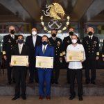 """La Secretaría de Marina presenta """"Marcha del Bicentenario de la Armada de México"""", en ceremonia de premiación del concurso de composición musical"""