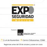 Formaliza Expo Seguridad México el regreso a su formato tradicional del 2 al 4 de noviembre